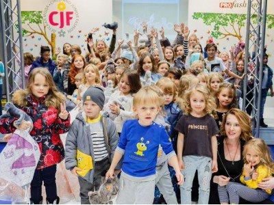 Выставка CJF-Детская мода-2017. ОСЕНЬ