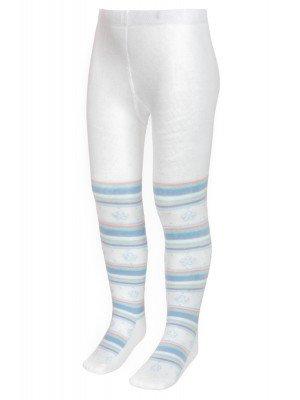 Колготки махровые SOF-TIKI (235) белый