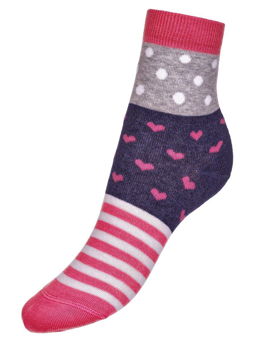 Носки TIP-TOP веселые ножки  (282), цвет: розовый