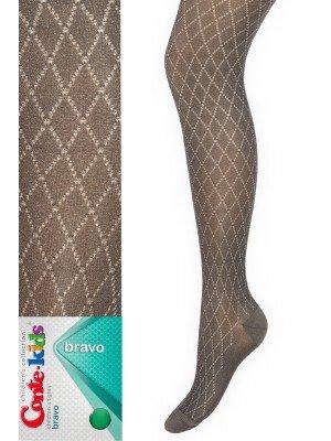 Колготки BRAVO (377) темно-серый