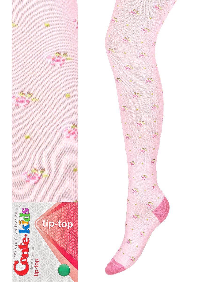 Колготки для девочки TIP-TOP, цвет: светло-розовый