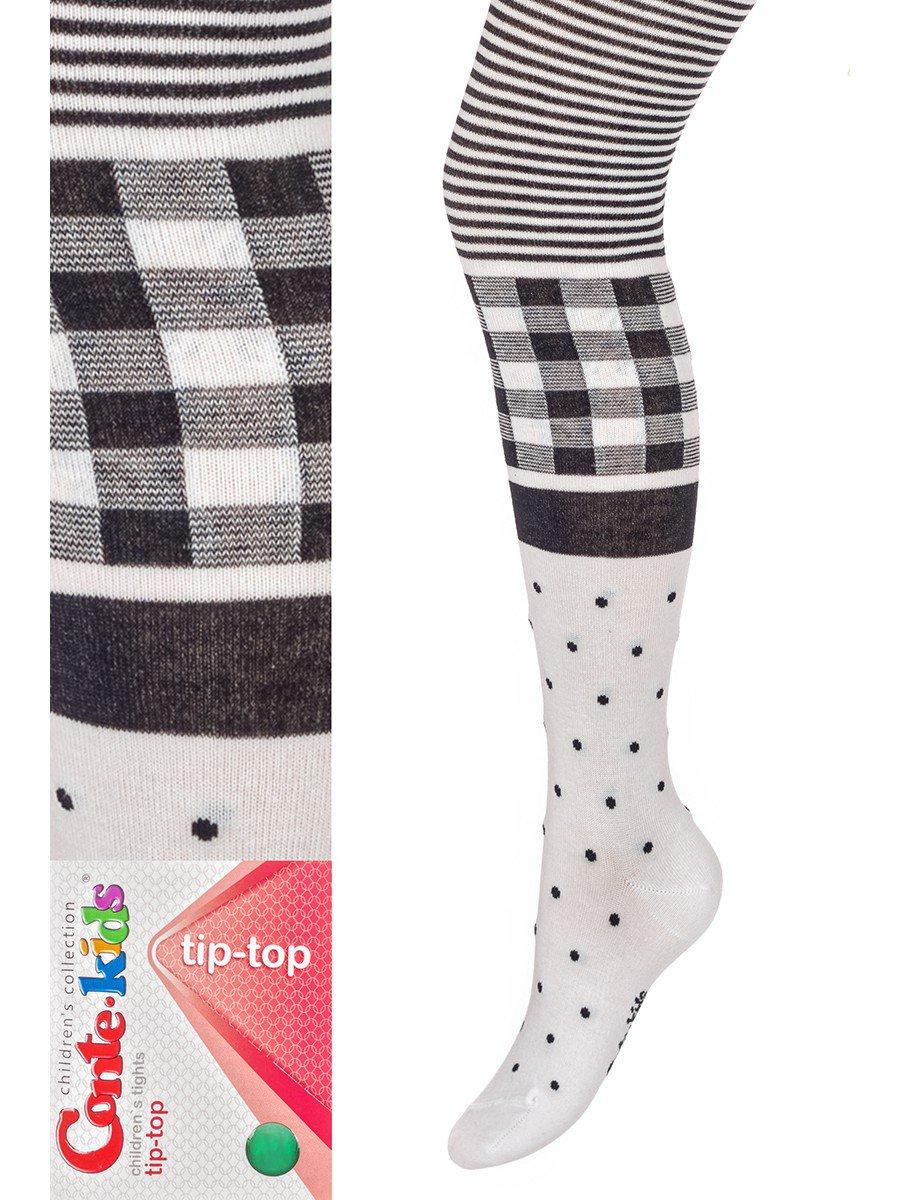 Колготки TIP-TOP (435), цвет: белый