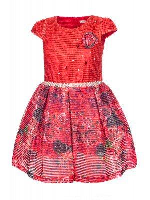 Платье на сетке,подкладка из хлопка,декорировано стразами и бусинами