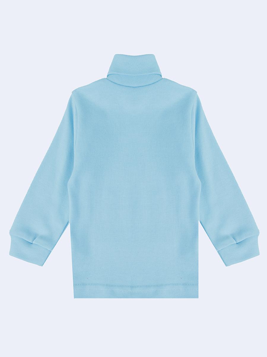 Водолазка детская, цвет: бирюзовый
