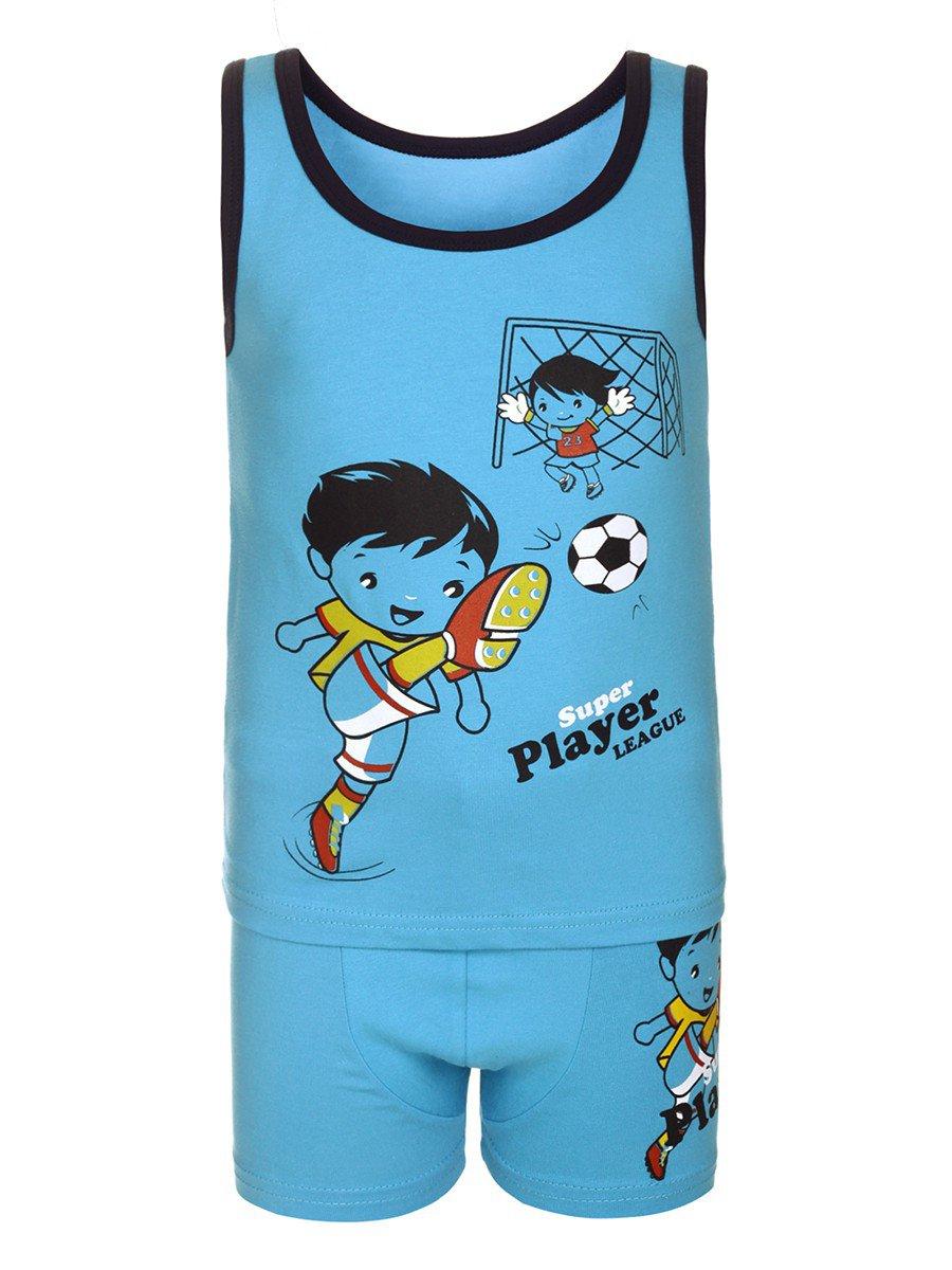 Комплект для мальчика(1шт/уп), цвет: голубой