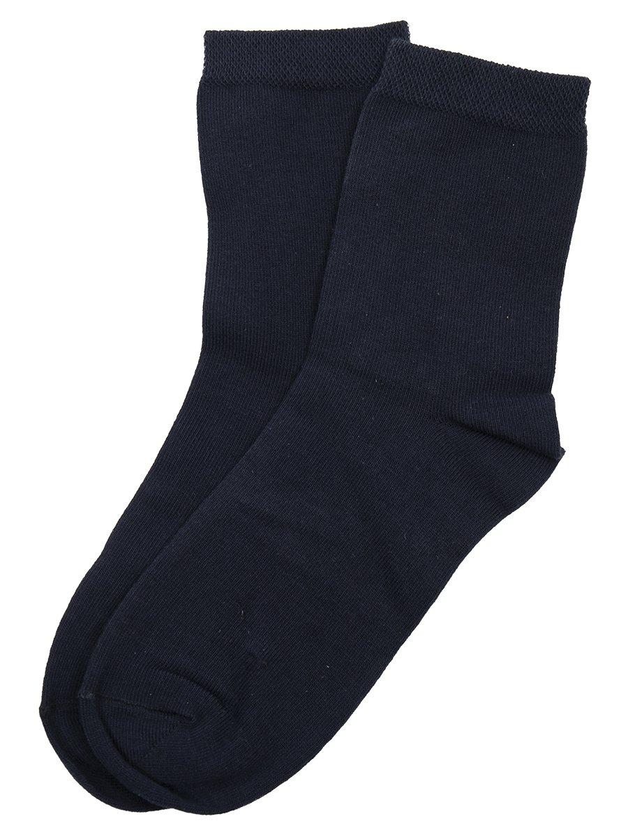 Носки детские, цвет: синий