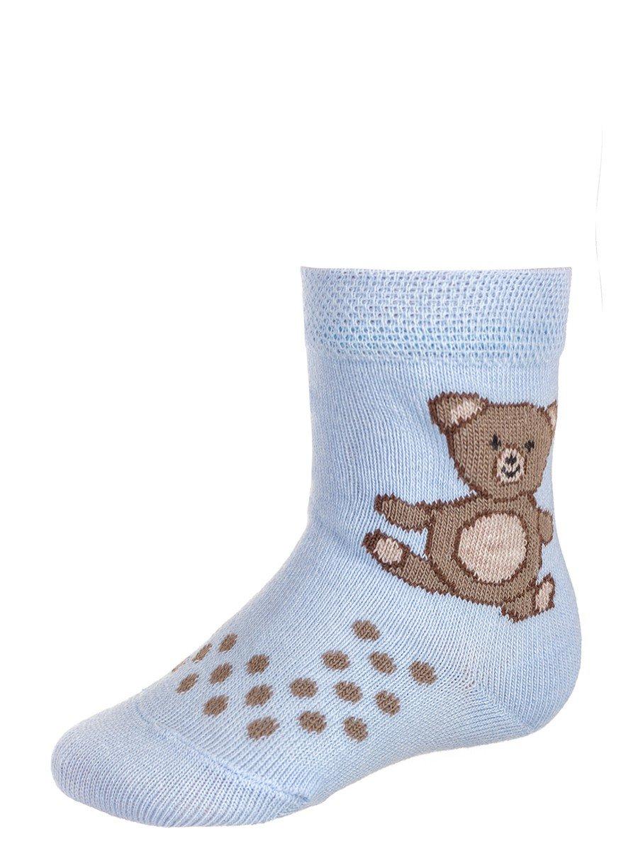 Носки детские, цвет: голубой