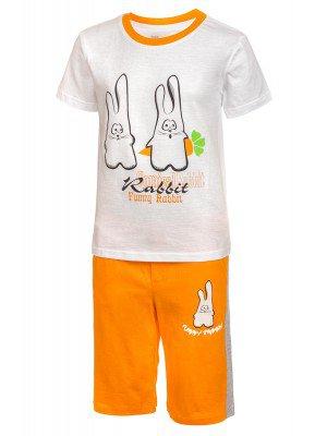Комплект для мальчика:футболка и шорты