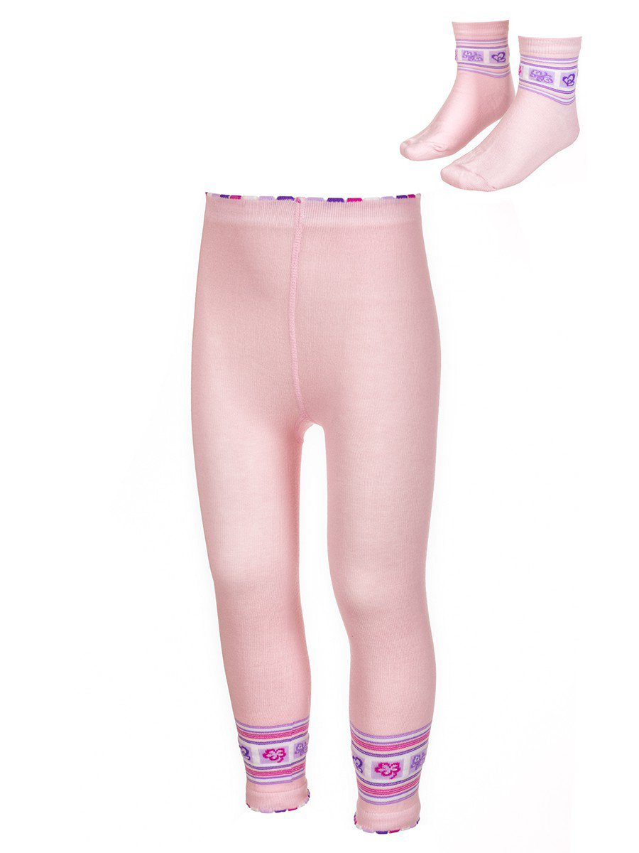 Комплект:леггинсы и носки