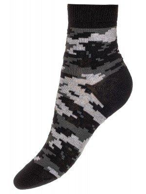 Носки для мальчика с рисунком камуфляж