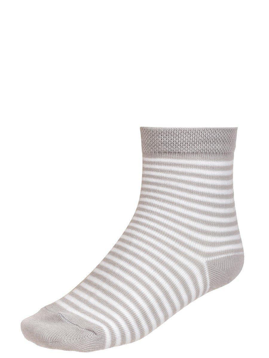 Носки детские, цвет: светло-серый