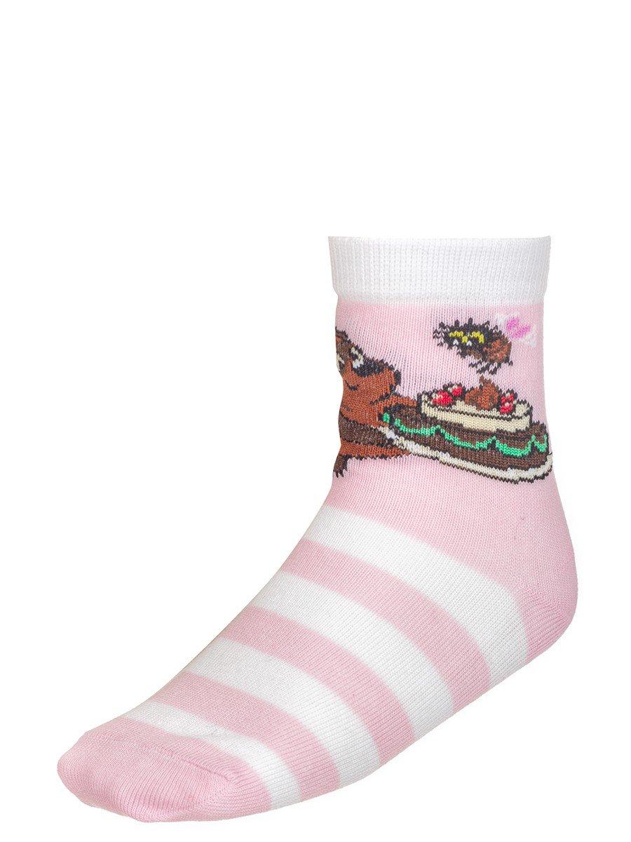 """Носки из коллекции """"Винни-Пух"""", цвет: светло-розовый"""