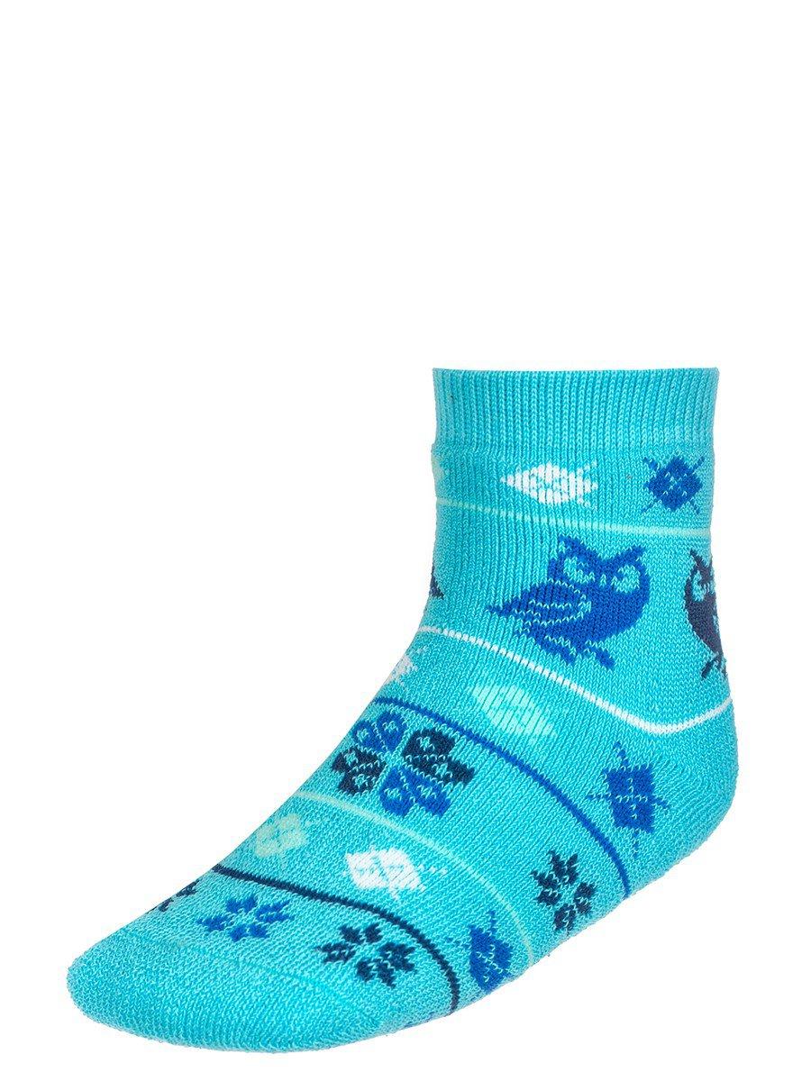Носки для девочки плюшевые