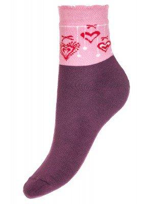 Плюшевые носки  для девочки