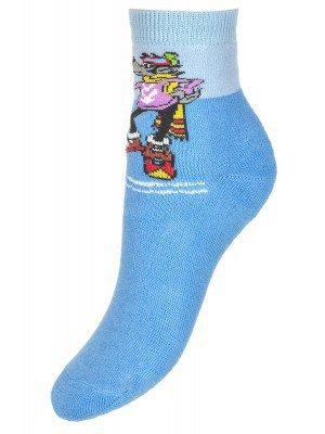 Зимние плюшевые носки из коллекции «Ну, погоди!»