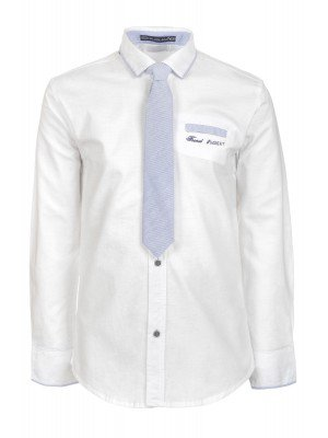 Рубашка с гастуком для мальчика