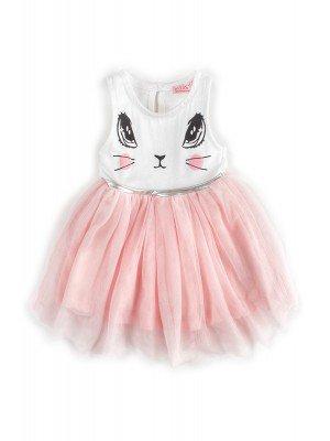 Платье для девочки низ из сетки