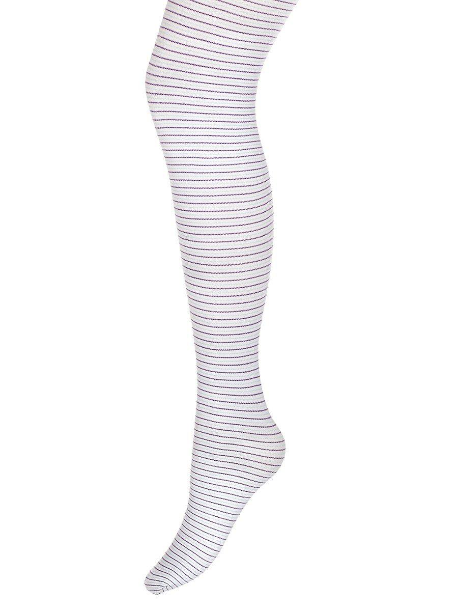 Колготки для девочки полиамидные нарядные  MARCIA, цвет: фиолетовый