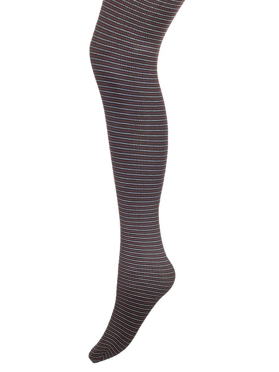Колготки для девочки полиамидные нарядные  MARCIA, цвет: черный