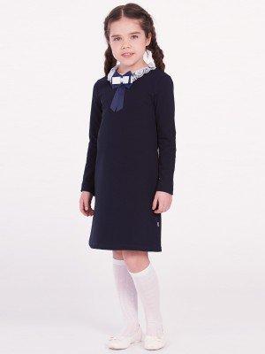 Платье для девочки трикотаж