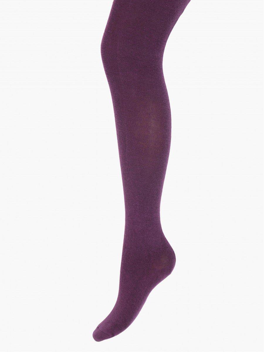 Колготки для девочки, цвет: фиолетовый