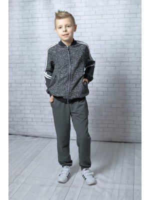 Комплект спортивный для мальчика ( бомбер+брюки )