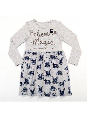 Платье для девочки, фуллайкра
