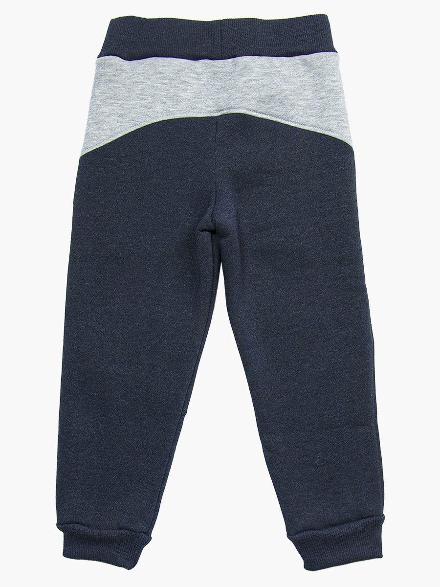 Костюм спортивный:толстовка и брюки зауженные на манжете, цвет: темно-серый