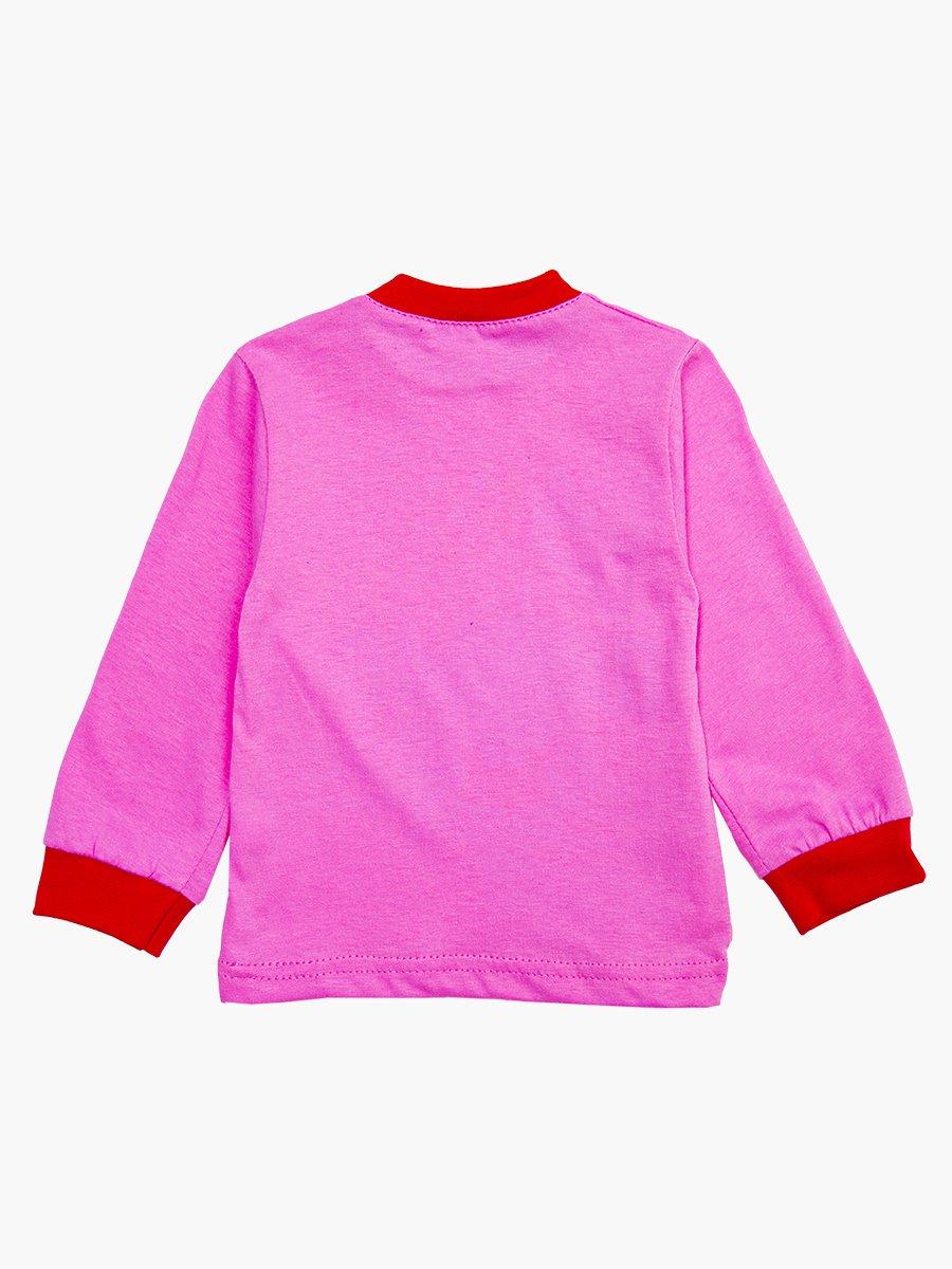 Кофточка для девочки, цвет: розовый