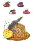 Зажим «Шляпка» 13см