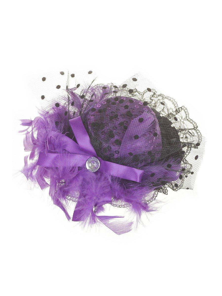 Зажим «Шляпка» 16см