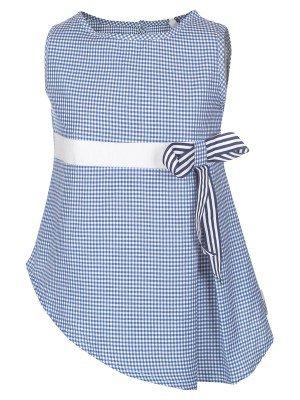 Блуза (топ) из текстиля