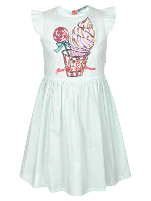 Платье из текстиля