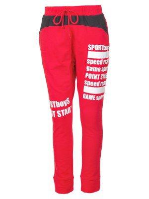 Джоггеры (брюки) из футера 2-х нитки