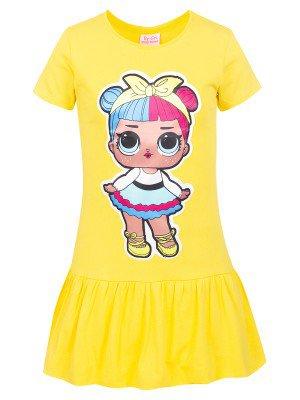 Платье для девочки с подсветкой