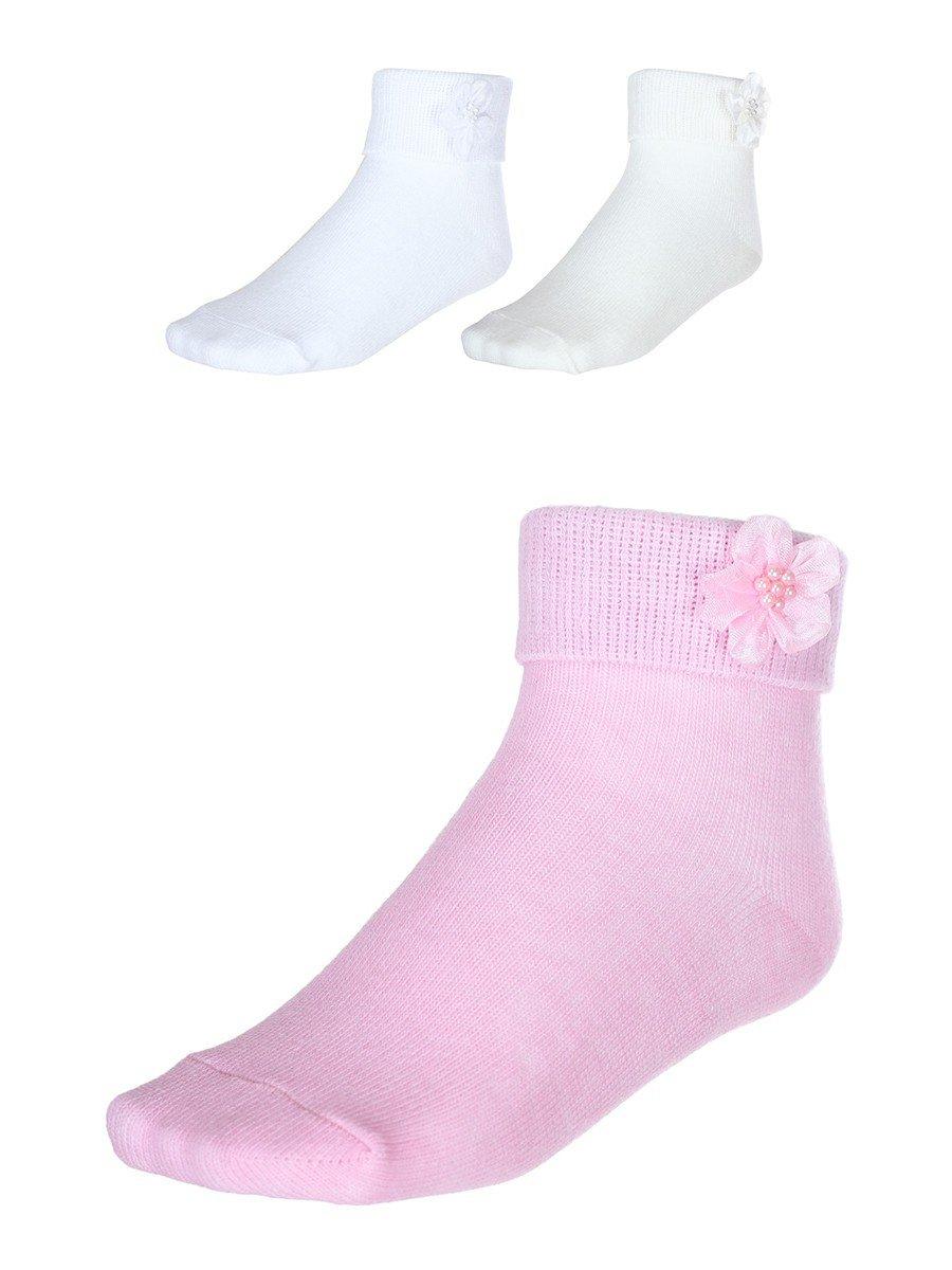 Носки для девочки, цвет: мультиколор