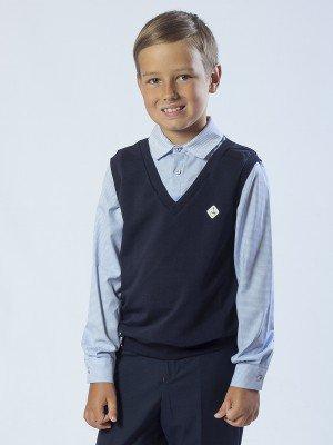 Рубашка-обманка для мальчика