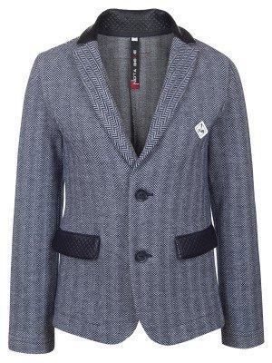Пиджак трикотажный для мальчика