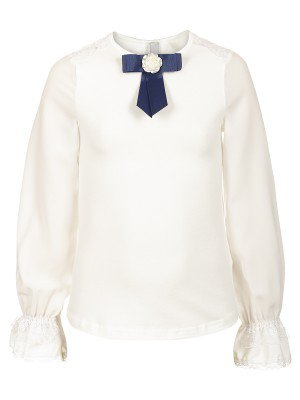 Блузка трикотажная для девочки