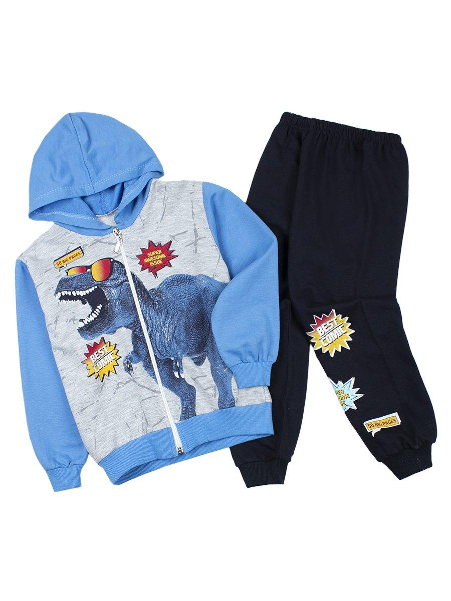 Комплект для мальчика, цвет: голубой