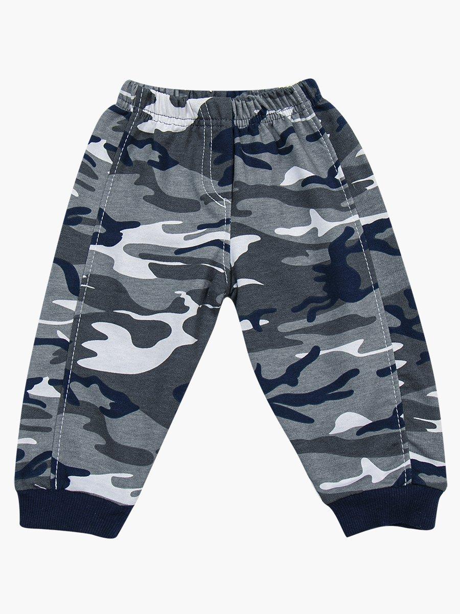 Комплект для мальчика:толстовка,штанишки и кофточка, цвет: темно-синий
