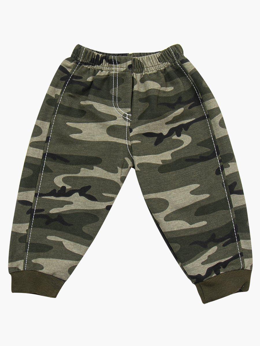 Комплект для мальчика:толстовка,штанишки и кофточка, цвет: хаки