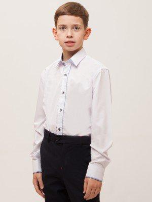 Сорочка прямого силуэта для мальчика