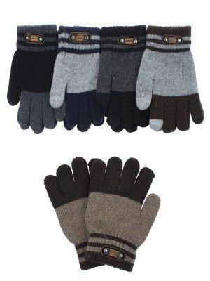 Перчатки для мальчика на подкладке
