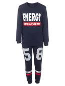 Комплект для мальчика: свитшот и штаны