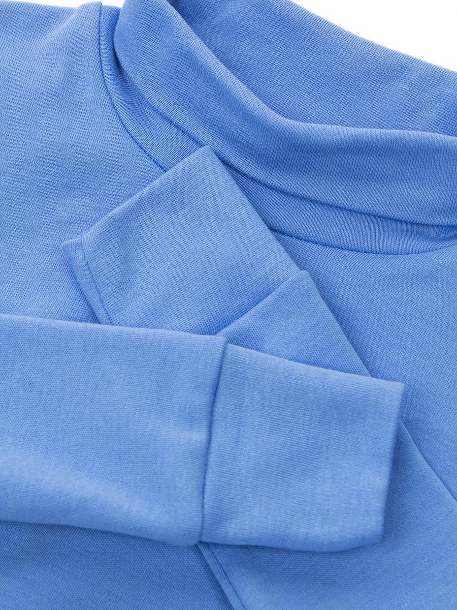 Водолазка для мальчика, цвет: синий