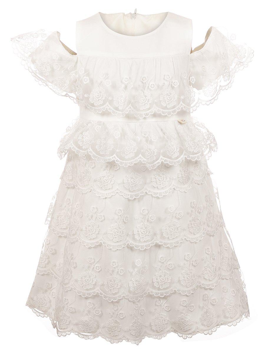 Платье, цвет: молочный