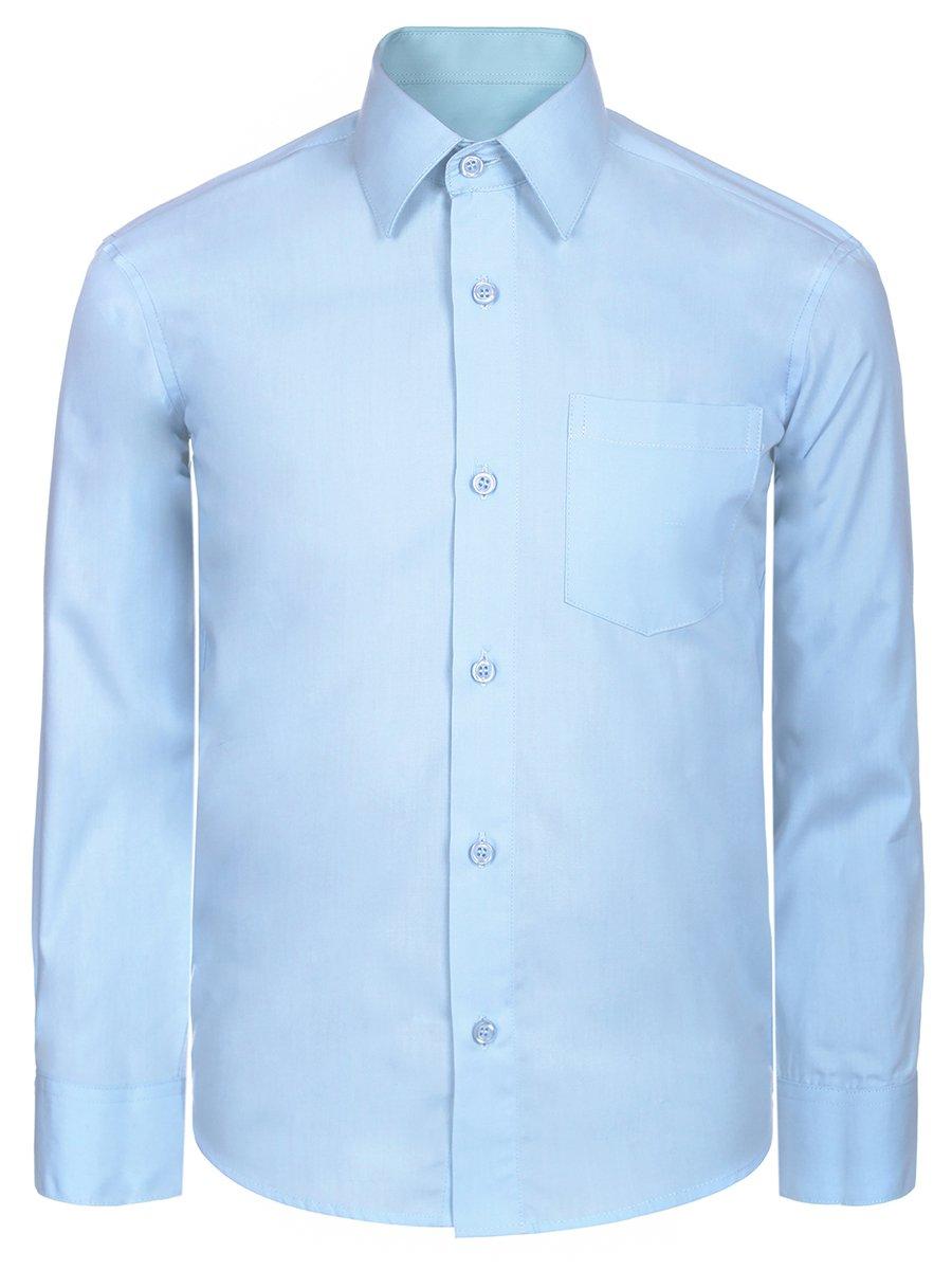 Сорочка для мальчика, цвет: голубой