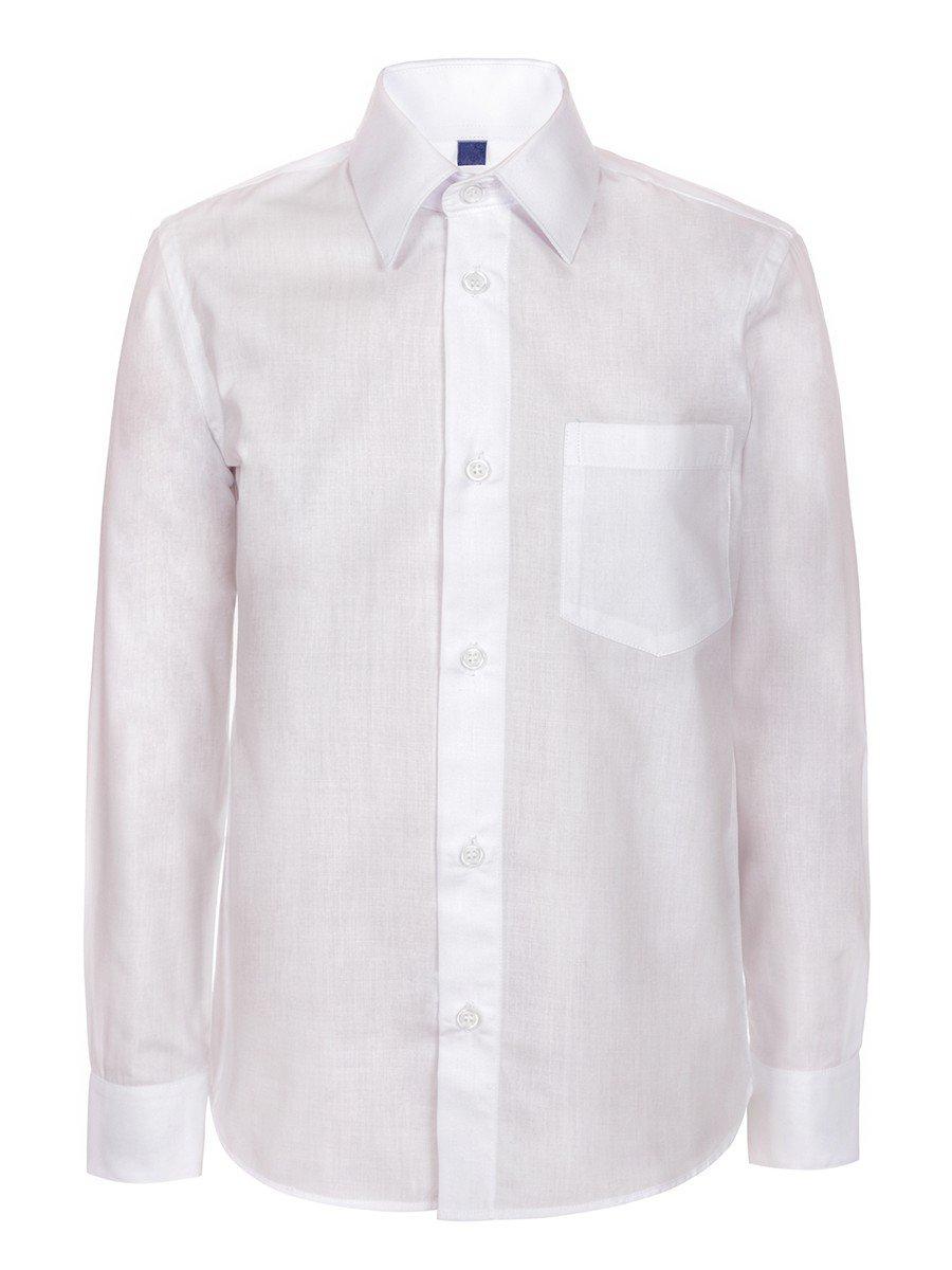 Сорочка для мальчика, цвет: белый
