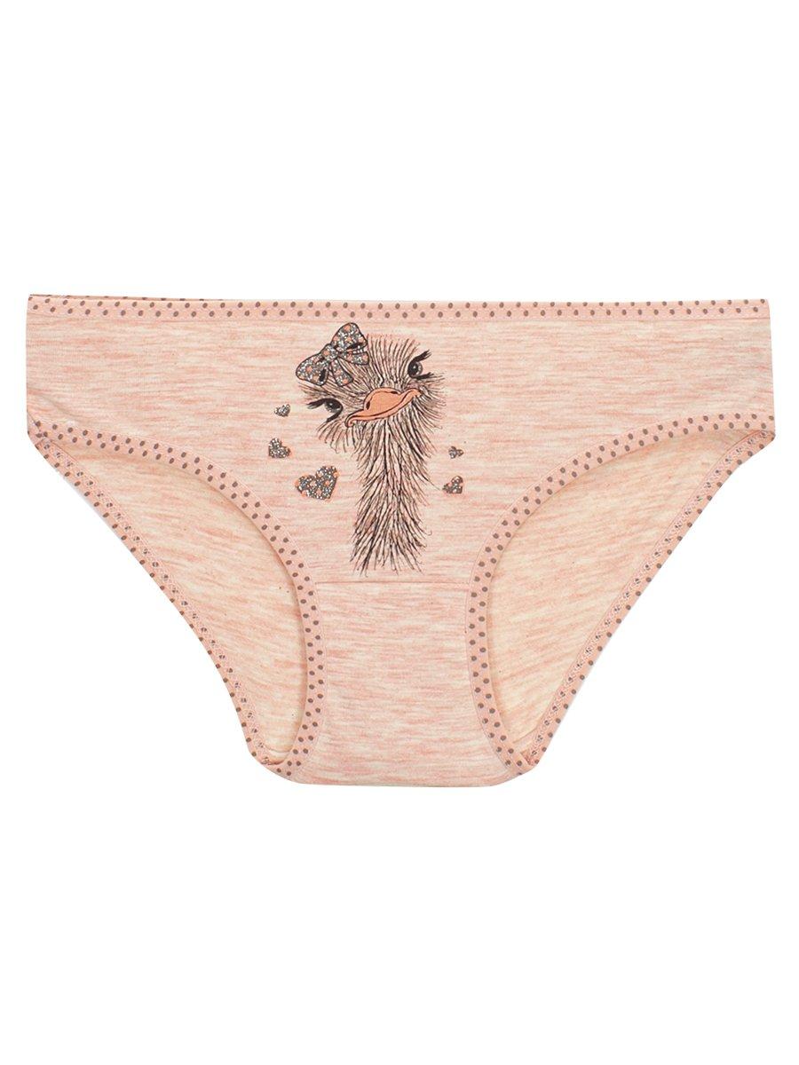 Трусы для девочки, цвет: светло-розовый